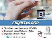 Etiquetas adhesivas rfid etiquetas de seguridad radiofrecuencia