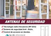 Antenas de seguridad rfid control de accesos