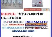 Reparacion de calefones a domicilio en quito con garantia