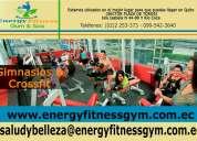 gimnasios & crossfit en la ciudad de quito energy fitness
