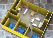 arquitecto realizan planos en autocad disendons 099