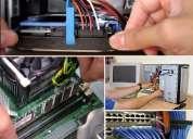 Cursos, reparación y ventas de equipos de computación