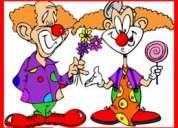 !!payasos, fiestas infantiles, quito divertidos show mago, mimo, horaloca, baby shower!! 20$
