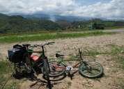 2 bicicletas de viaje
