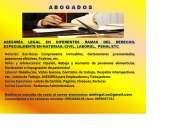 Abogados asesoria legal