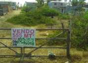 Vendo bonito terreno en data de playas