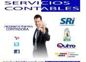 servicios contables y tributarios externos