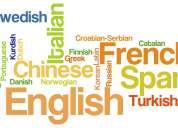 Aprenda idiomas con 2 horas a la semana