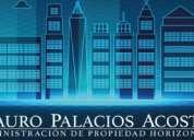 Administración de propiedad horizontal - mauro palacios