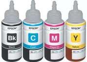 Tintas epson sistema original