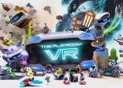 Cascos realidad virtual sony playstation vr