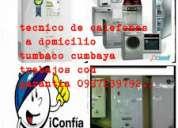 Servicio tecnico de refrigeradoras @ domicilio en cumbaya lumbisi