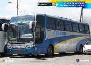 2008 bus de transportes ecuador #41