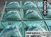Cubiertas de policarbonato acrilicos y domos