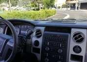 ford f150 camioneta de casa sometida a toda prueba
