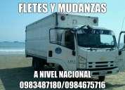 Camiones de alquiler dentro y fuera de la ciudad 0983487180