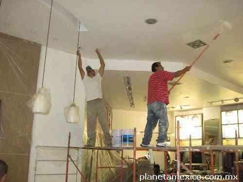 Servicio de albañil plomero pintor arreglos super convenientes llamenos