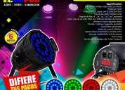 Iluminacion led para discoteca club de noche