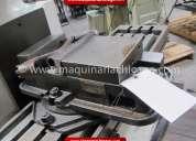 """Prensa de banco 6"""" con base giratoria usada"""