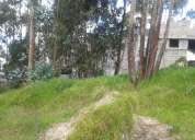 Vendo terreno en quito, detrás de san isidro del inca, al norte
