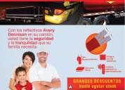 Cinta taxis,buses,vehiculos carga pesada