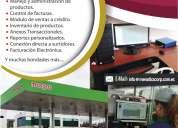 Sistema de facturaciÓn para estaciones de servicio