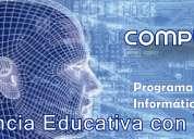 Curso de computación para hogares, empresas, negocios, publico g.