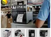 impresora zebra / cÓdigos de barra