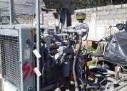 Motor estacionario caterpillar