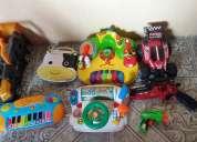 Vendo juguetes usados de buena calidad baratisimo