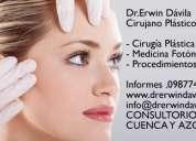   dr. erwin dávila - especialista en medicina fotónica en cuenca