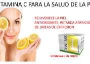 vitamina c para piel
