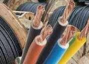 Compra y venta de cables eléctricos chatarra 0990862848