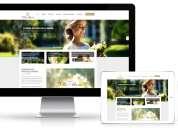 Te creo tu pagina web personalizada, adaptable a móviles (autoadministrable)