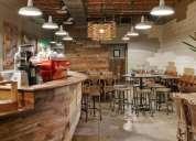 Diseno y contruccion cafeterias