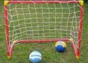 Redes de alta resistencia para arcos de futbol