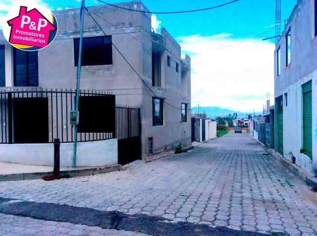 Terreno urbanizado de 315m2 en venta en Pifo cerca a Aeropuerto