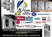 El condado reparacion calefones ((a gas y electricos))) lavadoras secadoras refrigeradoras0999240143