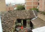 Vendo casa antigua en el centro de otavalo