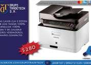 Impresoras samsung laser con toner 100%
