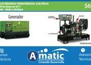 $70 curso de grupos de electrÓgenos y transferencias elÉctricas.
