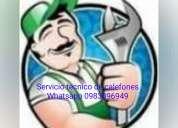 Reparacion a domicilio lavadoras calefones tumbaco