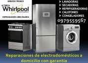 Para tanda 0992570627servicio tecnico d.e calefones a domicilio cumbaya tumbaco lavadoras secadoras