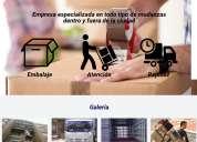 Mudanzas servimudanzas s.a transporte y embalajes