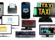 Buscamos distribuidores de nuevas tecnologías para el taxi