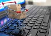 Adquiere tu propia tienda virtual.
