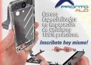 Mantenimiento y reparación de celulares