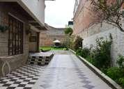 Se vende bella casa con terreno de 1250 m2