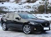 Vender mi coche mazda 6 ano 2013 diesel