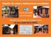 Cumbaya - alquiler habitaciones - 2020